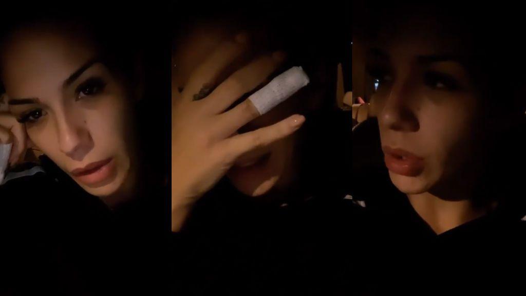 """Tamara Gorro se derrumba ante la cámara: """"Estoy desesperada, no sé qué hacer"""""""