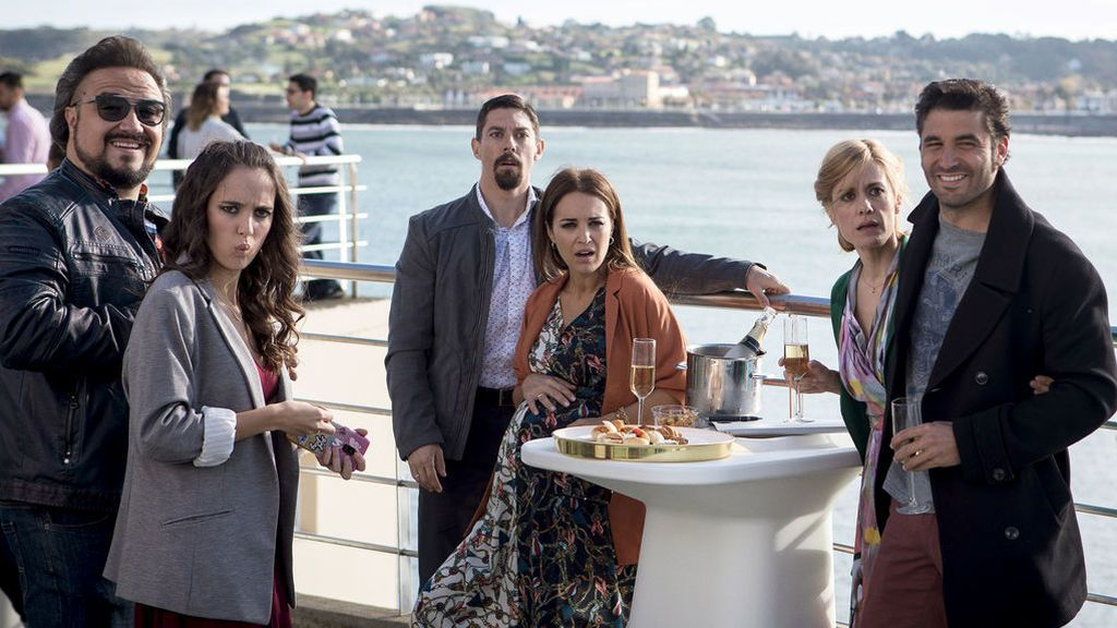 'Si yo fuera rico', número 1 en taquilla y mejor estreno español del año
