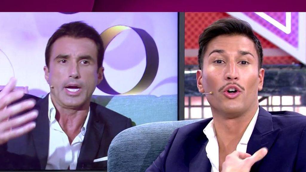 """Lequio, sobre el enfrentamiento entre Gianmarco y Hugo por Adara: """"Los dos quieren sacar tajada"""""""