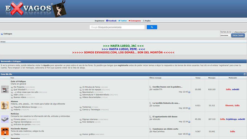 El gobierno impone la multa más alta por piratería: 400.000 euros a la web exvagos.com