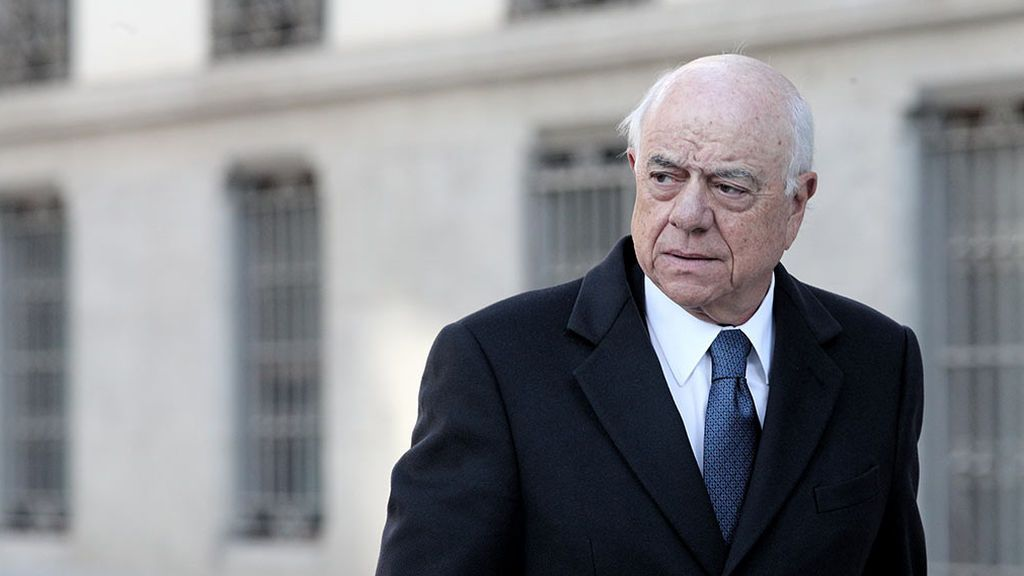 Francisco González, en la Audiencia Nacional para declarar como investigado