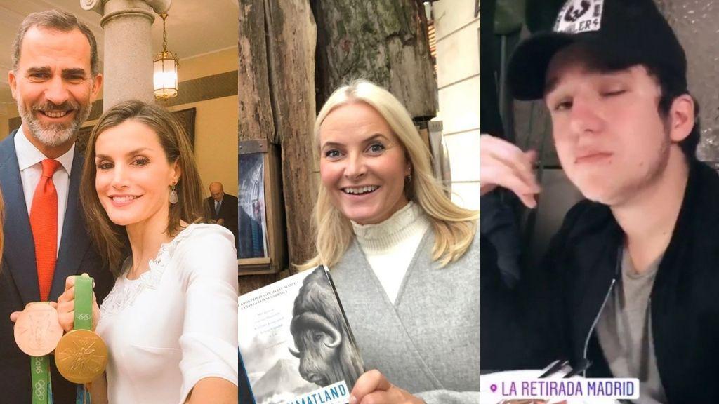 Los Royals en Tiempos de Instagram: Descubre las cuentas privadas de la realeza