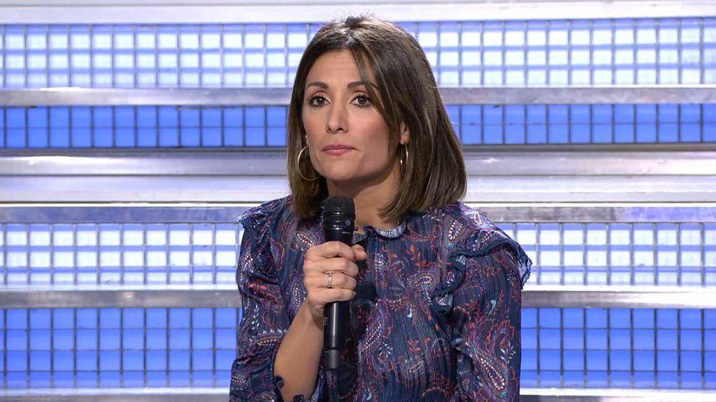 Nagore aprovecha la ausencia de Toñi Moreno y se estrena como presentadora de 'MyH'
