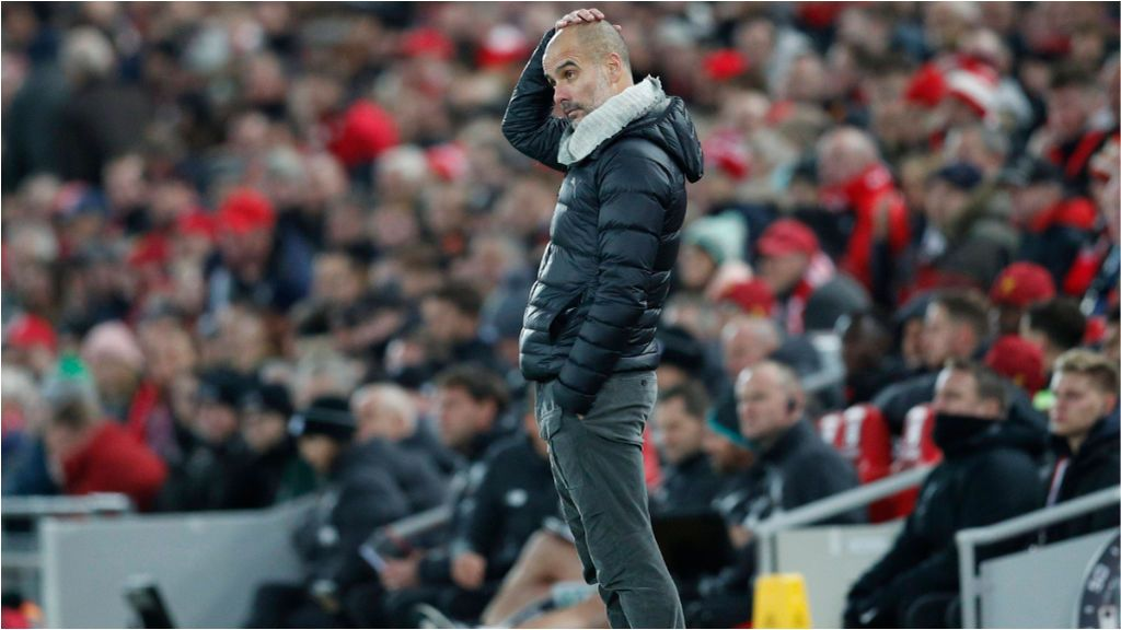"""El agente de Guardiola desmiente todos los rumores sobre su futuro: """"Está contento y muy feliz en Manchester"""""""