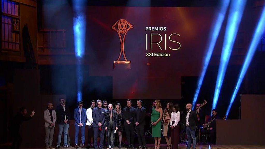 Premio Iris Sálvame