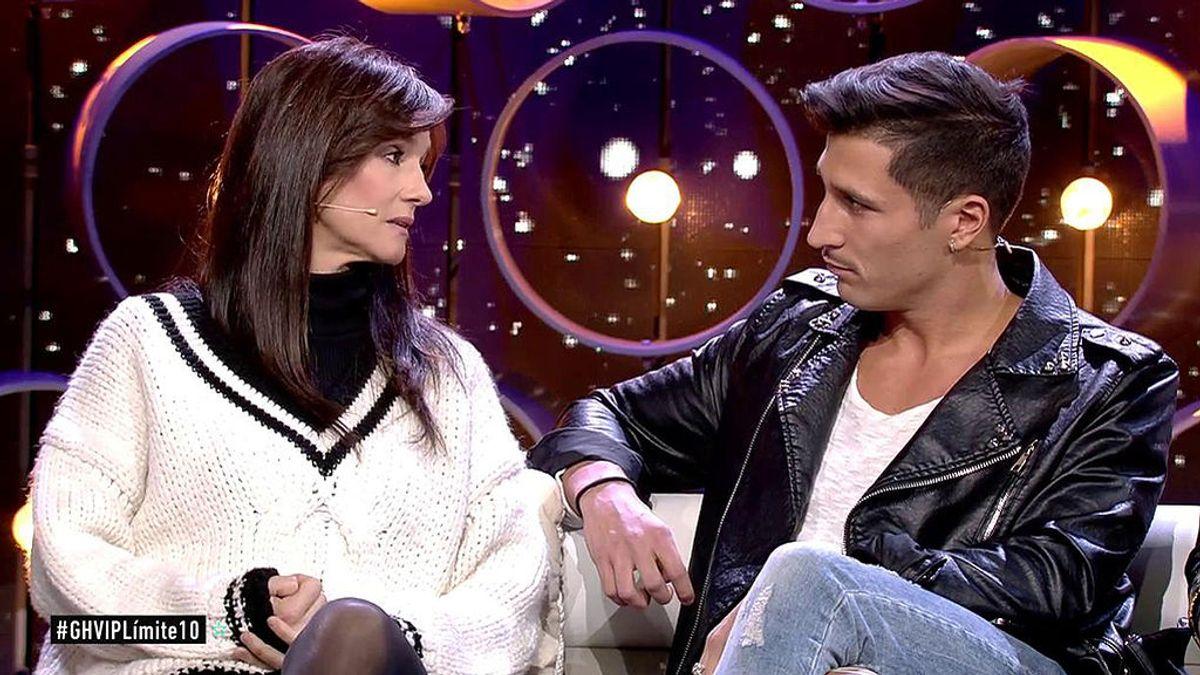 """La madre de Adara acusa a Gianmarco de ser un """"jugador"""""""