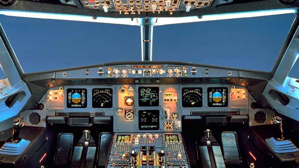 cabina A320
