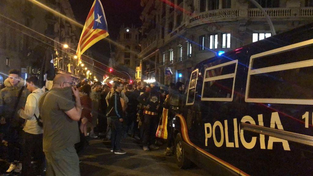 El PSC apoya la propuesta de ERC de trasladar la Jefatura de Policía de Via Laietana