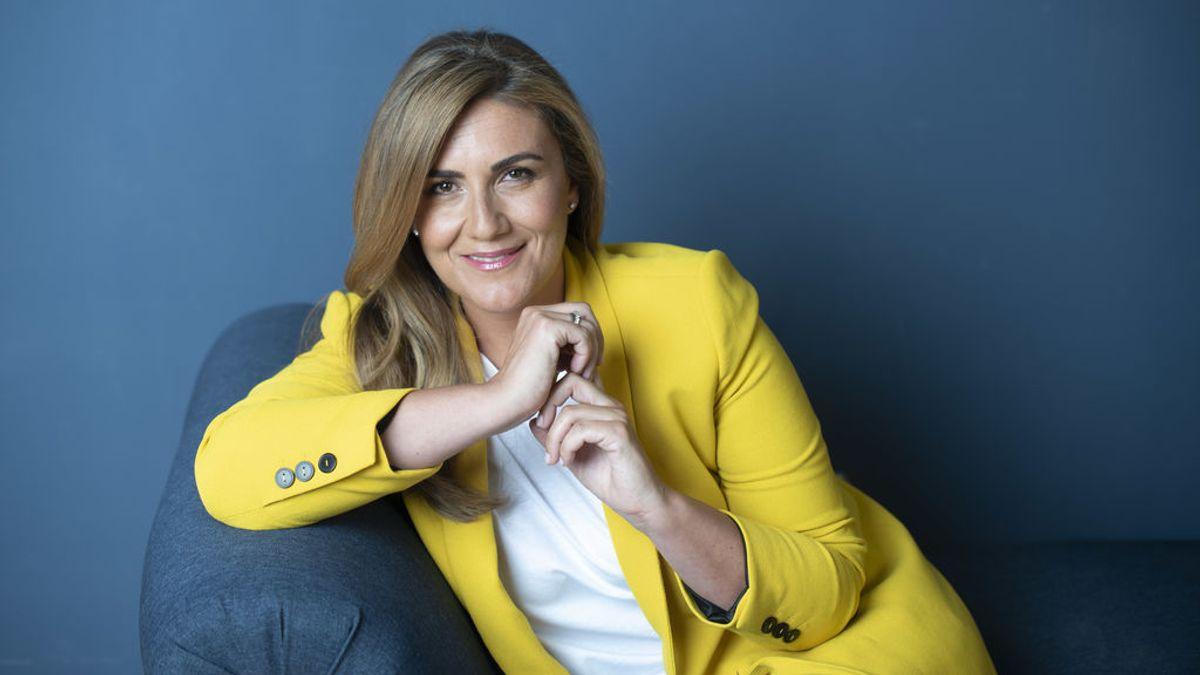 'Hablemos de nosotras', el nuevo libro de Carlota Corredera