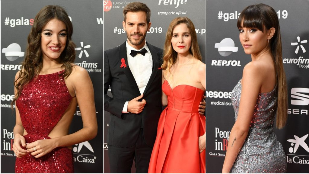 Aciertos y errores de la gala 'People in red'