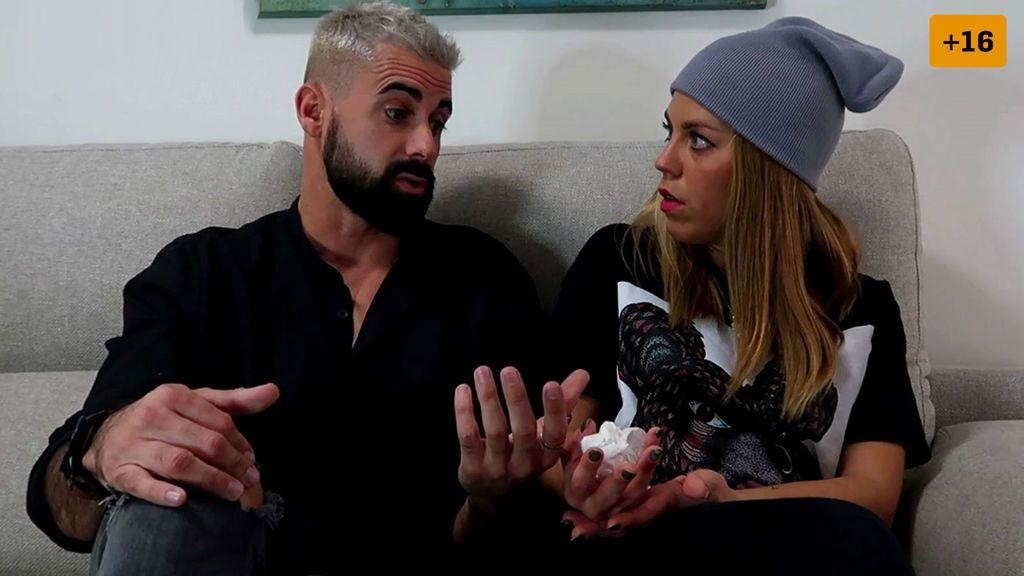 """Jonathan no confía en Yoli desde el embarazo: """"Me dijiste que te habías tomado la pastilla"""" (1/2)"""