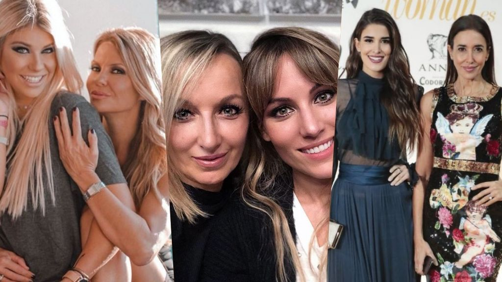 Eterna Juventud: Madres e Hijas que parecen hermanas