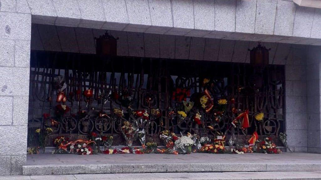 20-N: la Fundación Franco traslada la misa de exaltación a las puertas del cementerio de El Pardo