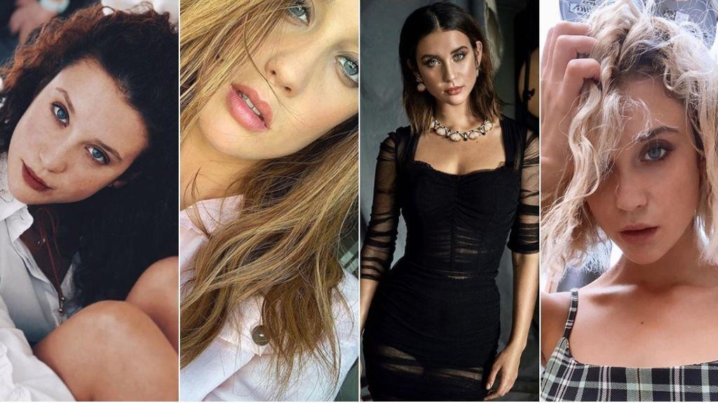 Cambios look Maria Pedraza