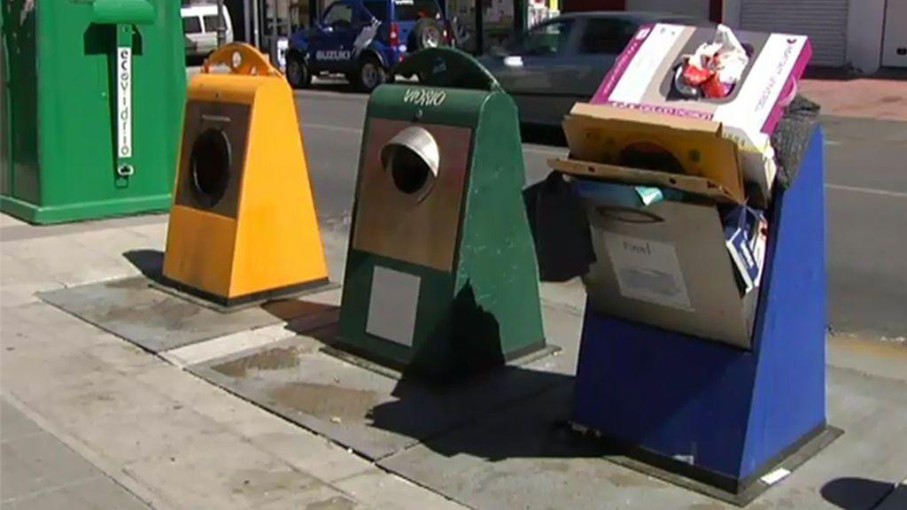 En Suecia de tanto reciclar se han quedado sin basura