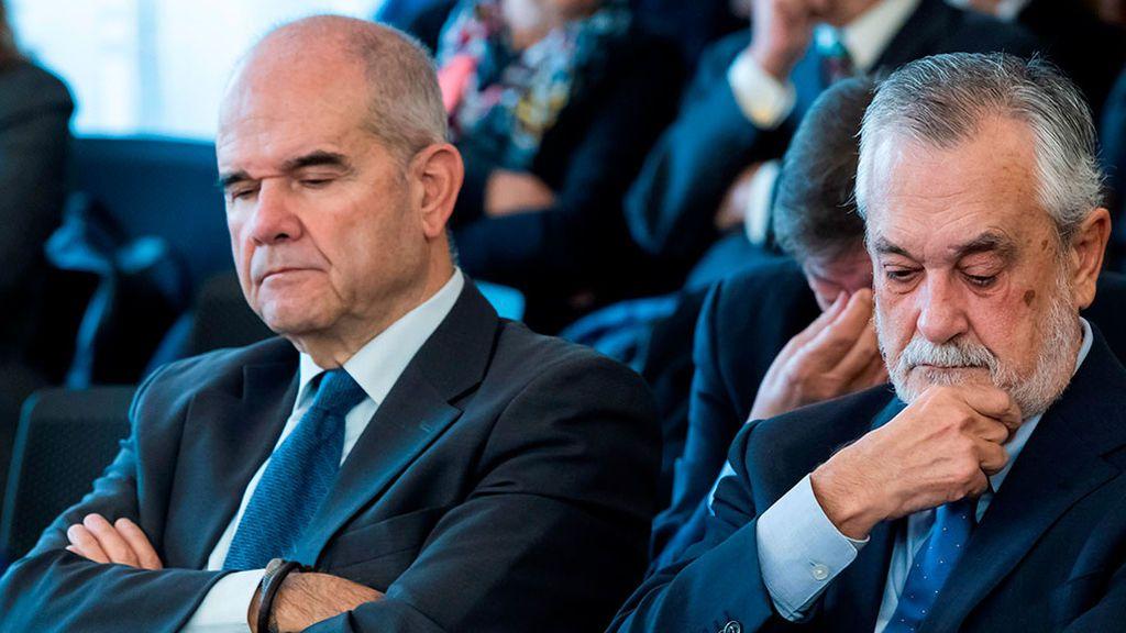 Así se malversaba el dinero público en los ERE de Andalucía