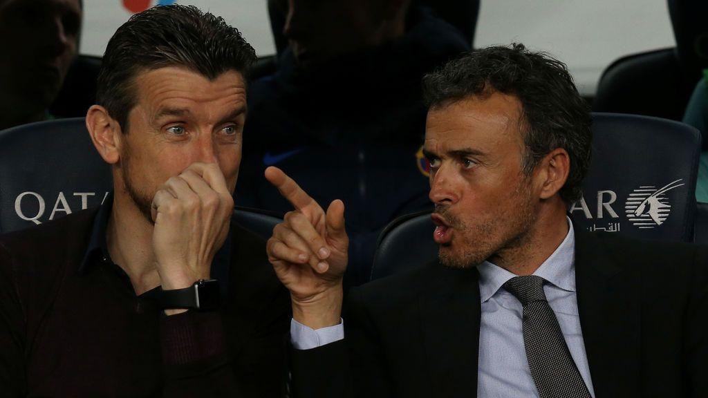 Luis Enrique contará con Juan Carlos Unzúe como segundo entrenador en su regreso a la selección