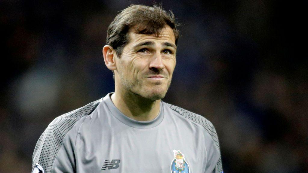 """Iker Casillas, tras conocerse el cese de Robert Moreno: """"Somos un país de chirigota...qué viva España"""""""