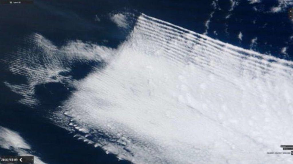 Alfombra de nubes en el cielo: las razones que demuestran cómo se produce este fenómeno