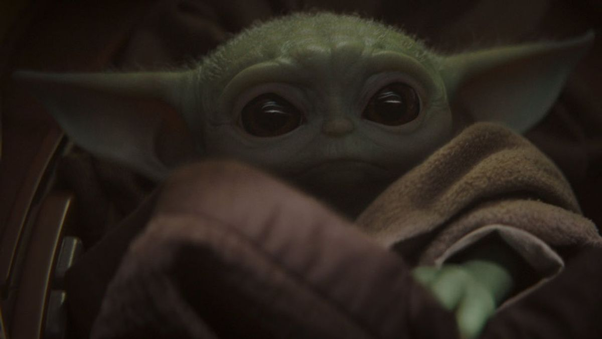'Baby Yoda', el bebé más adorado en las redes sociales