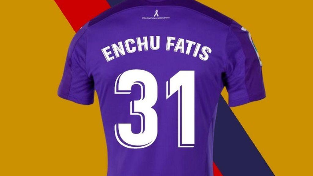 """El nuevo cartel del Leganés contra el Barcelona que lo está petando: """"Con la ilusión de un niño y 'Enchu Fatis"""""""