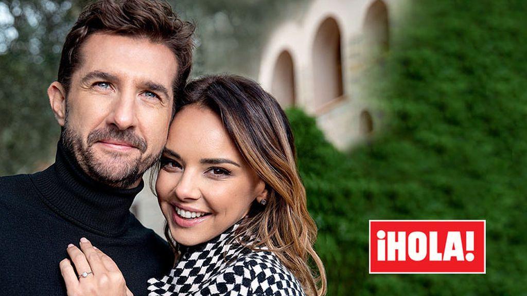 """Chenoa lo cuenta todo sobre su boda con Miguel Encinas: """"Ese día quiero ver a todo el mundo llorar"""""""