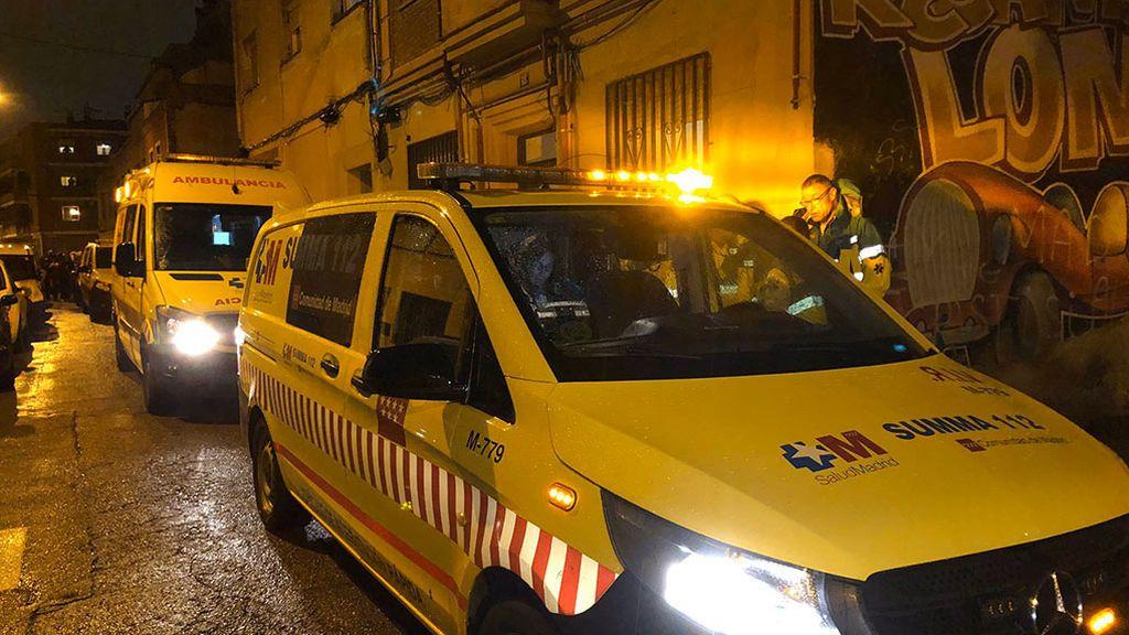 Una mujer muere degollada en el barrio madrileño de Carabanchel