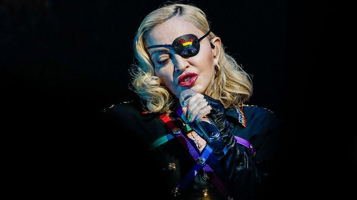 La última excentricidad de Madonna: beberse su propia orina como rutina de belleza