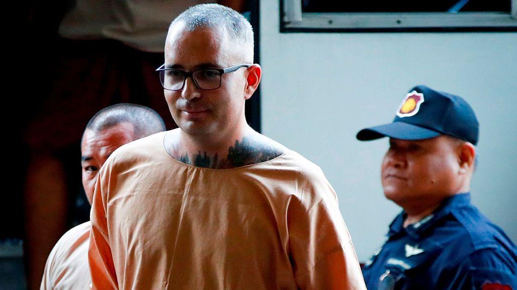 Artur Segarra, condenado a pena de muerte