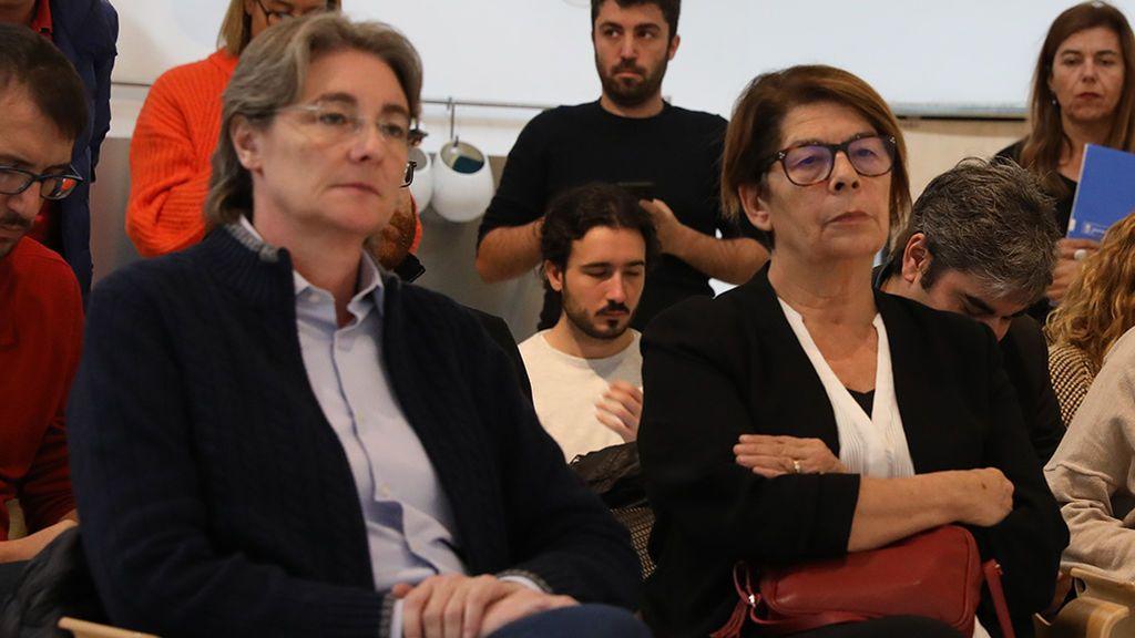 Marta Higueras renuncia a su escaño en el Congreso para que entre Inés Sabanés
