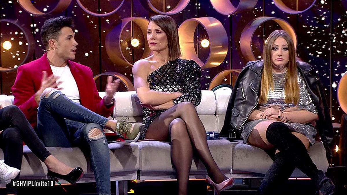 """Kiko Jiménez, ante el perdón de Rocío Flores: """"El domingo se vio a la verdadera Rocío"""""""
