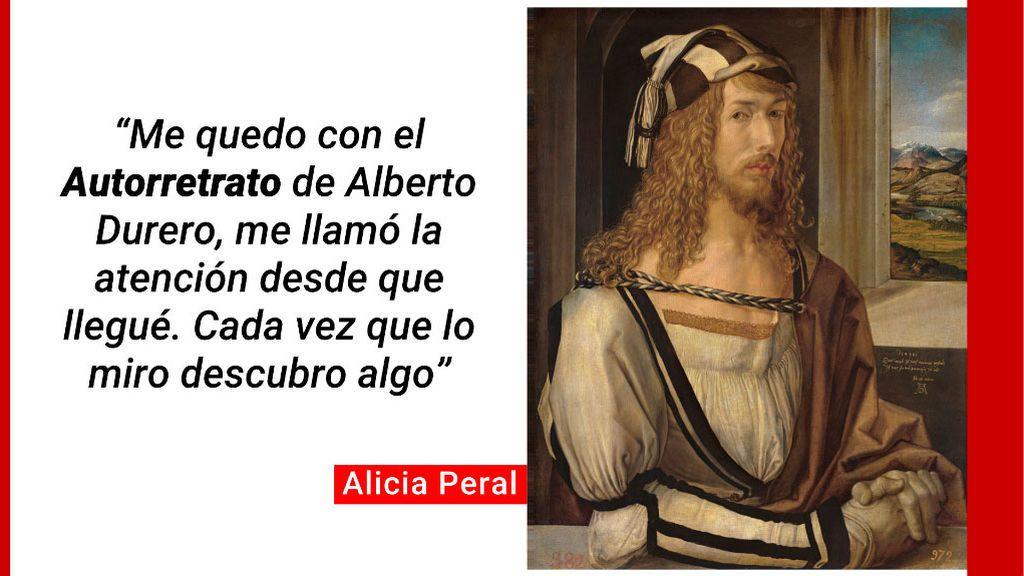 El cuadro preferido de Alicia Peral