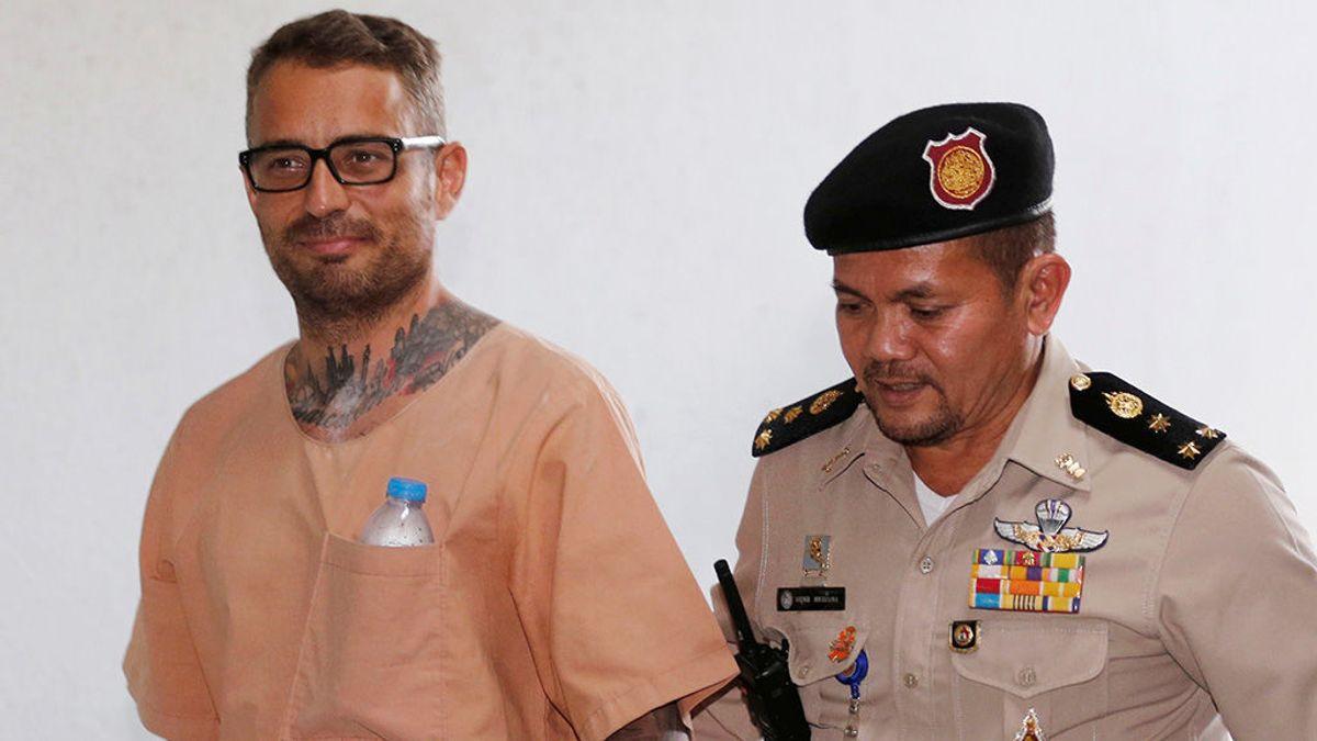 Tailandia confirma la condena a muerte del español Artur Segarra