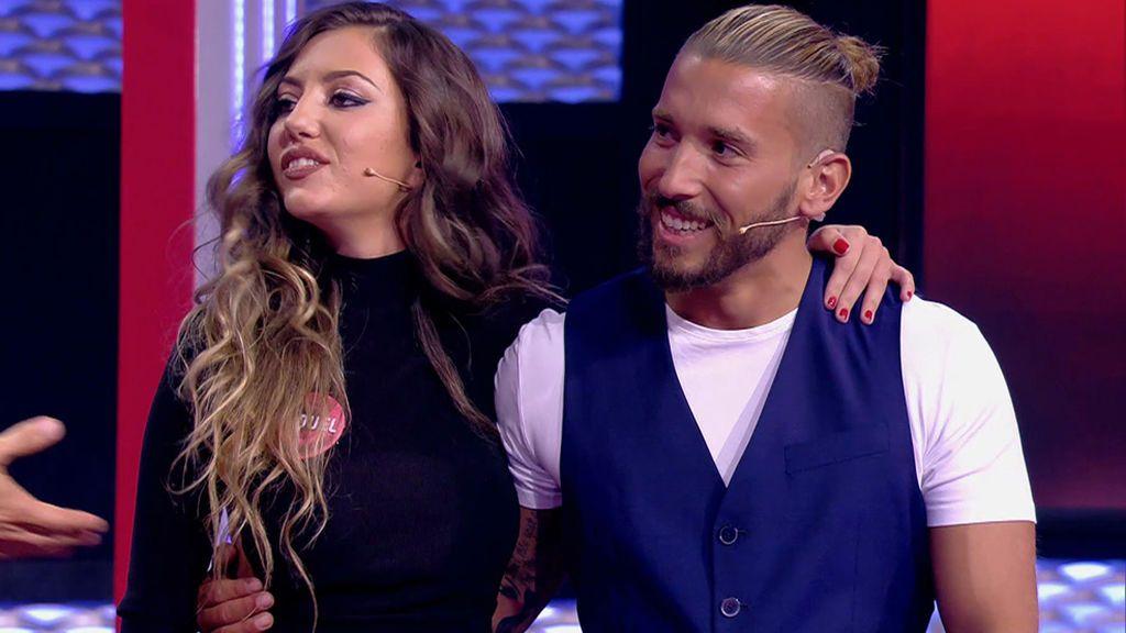 """Raquel, encantada con Edoardo: """"A mí me da igual que trabaje en la noche"""""""