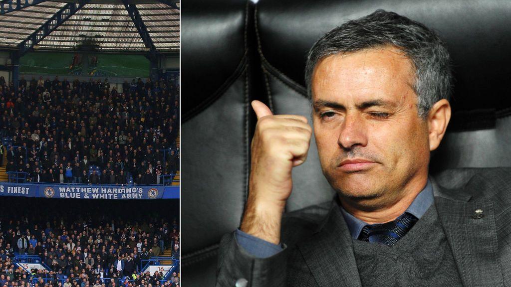 """El mensaje de un hincha del Chelsea a Mourinho tras su fichaje por los 'Spurs': """"Debería cambiarse el apellido a Iscariote"""""""