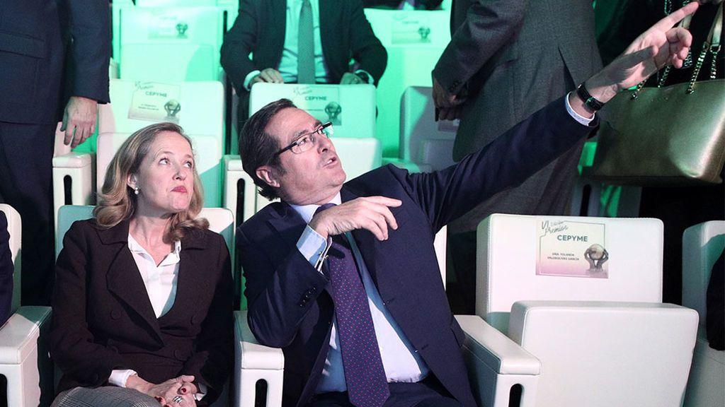 """Los empresarios piden """"sentido de estado"""" por encima de """"intereses particulares"""" para formar Gobierno"""