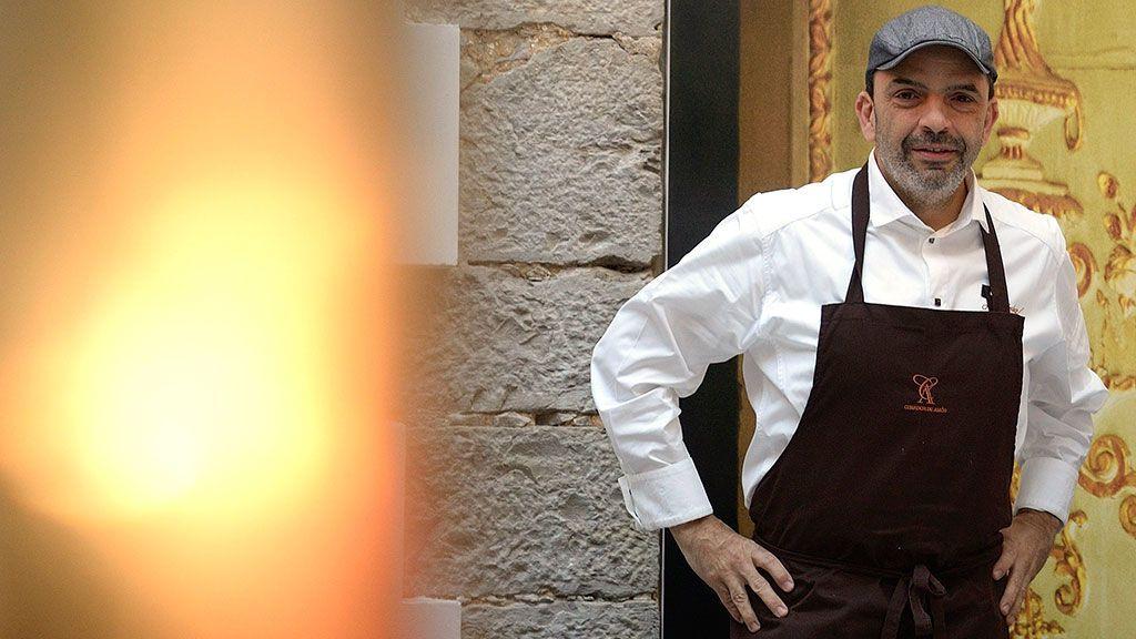 El Cenador de Amós, una nueva estrella en Cantabria