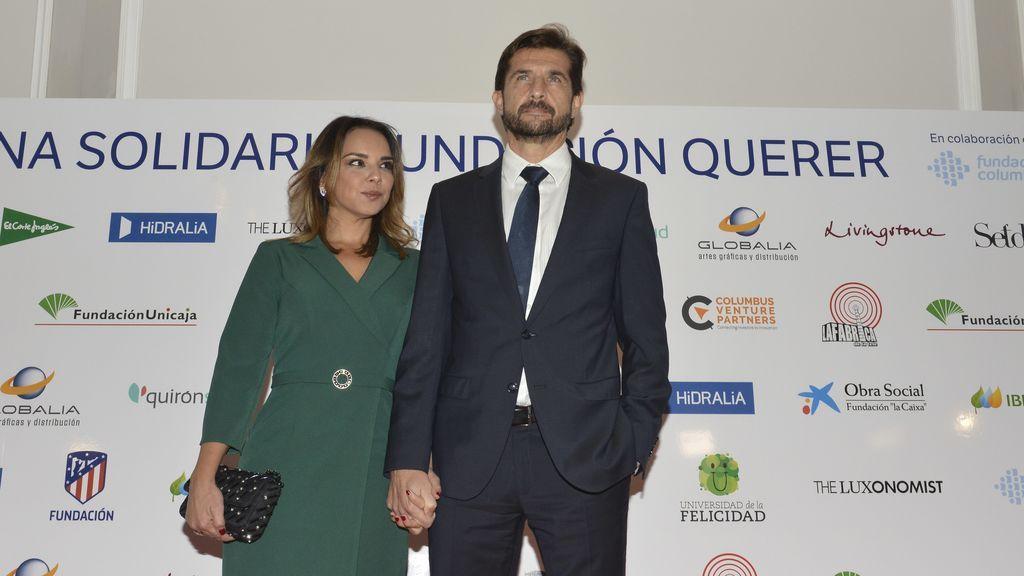 Chenoa y Miguel Encinas