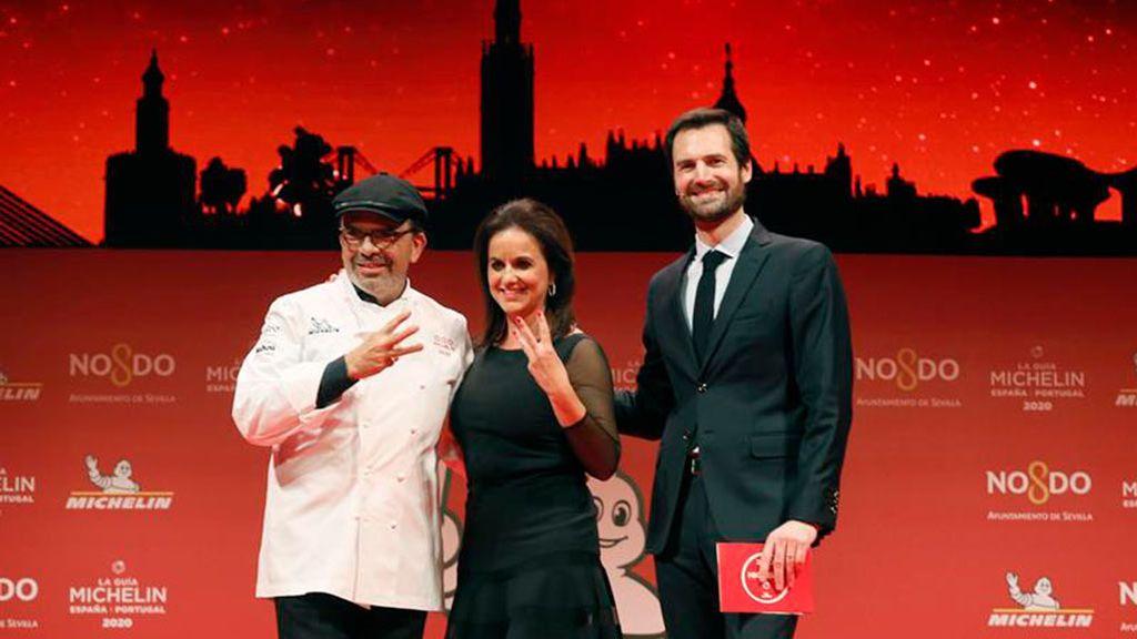 Jesús Sánchez, del Cenador de Amós, consigue su tercera estrella Michelin