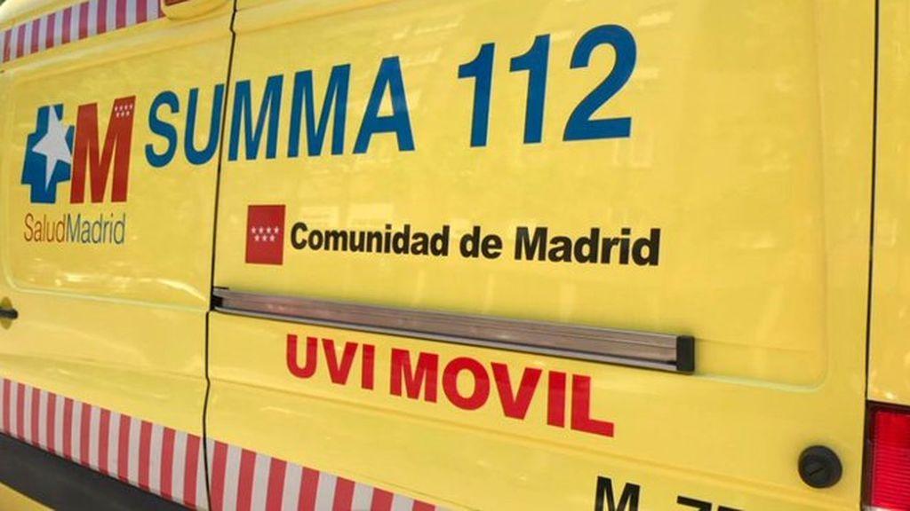 Una mujer muere degollada a manos de su hijo en Madrid