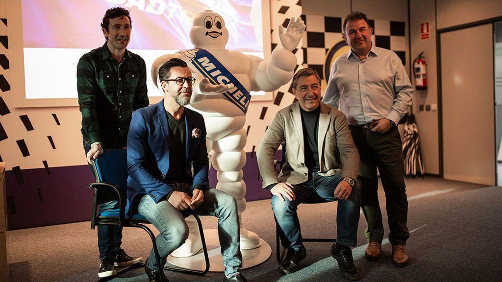 Madrid-Sevilla en la curva geográfica de Michelin