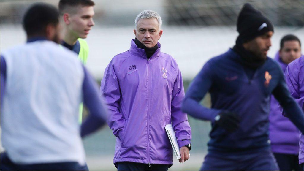 Se filtra el contrato que tendrá Mourinho con el Tottenham: será el segundo mejor pagado del mundo