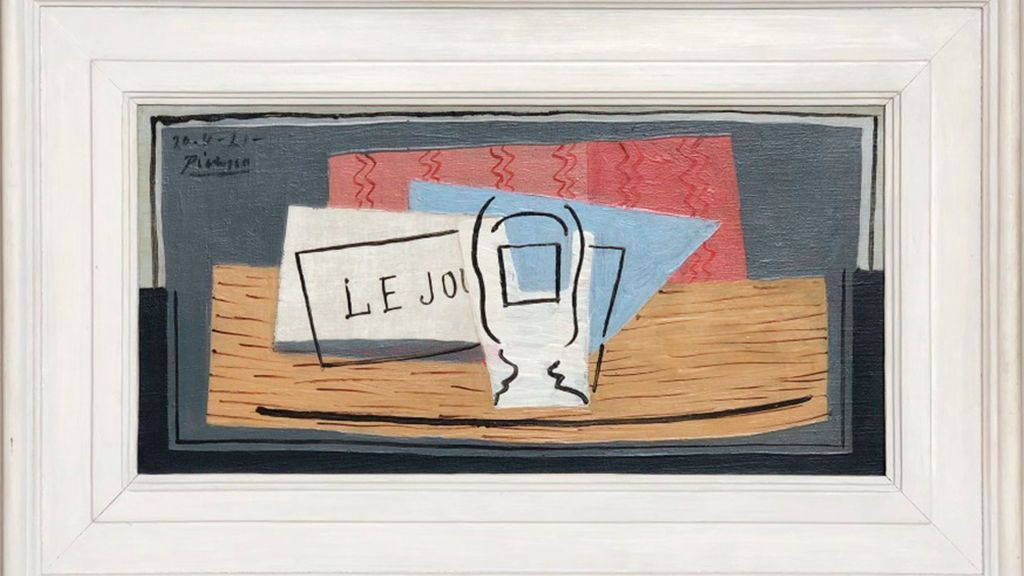 Consiga un Picasso por 100 euros