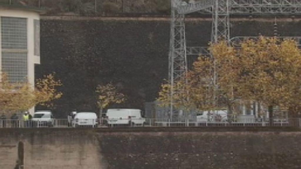 Muere un trabajador en una deflagración en la central hidroeléctrica de la presa del Cíjara de Extremadura