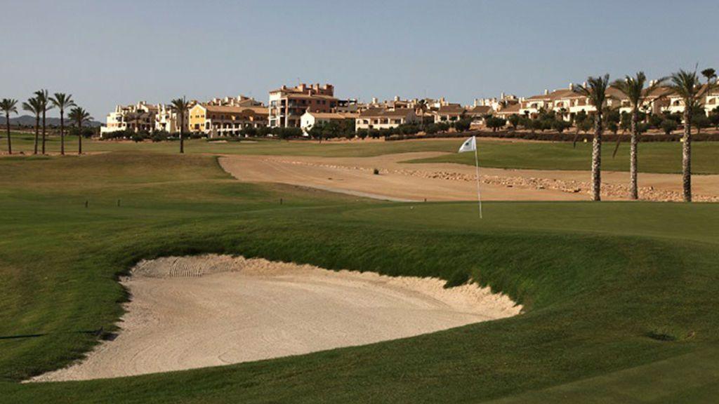 Campo de golf de la SAREB