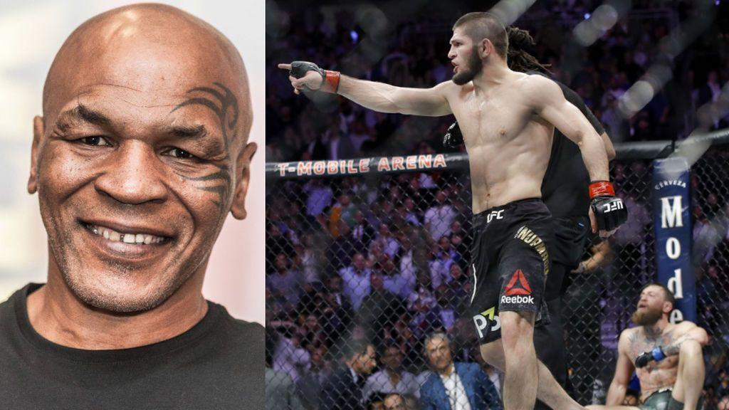 """Mike Tyson anima a Khabib a luchar contra McGregor: """"La gente pagará 10 veces por ver perder a Conor"""""""