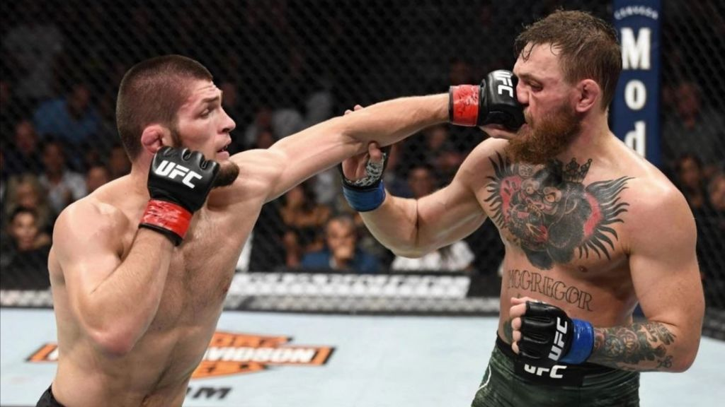 """Khabib atiza a McGregor: """"No creo que quiera combatirme. Es un idiota. No prestamos atención a los idiotas"""""""