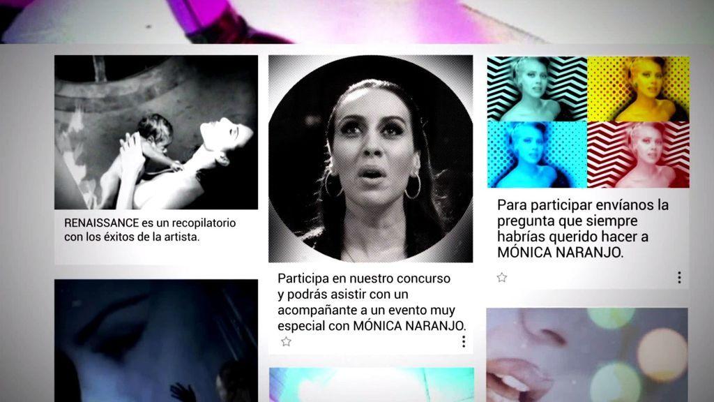 Concurso Mónica Naranjo