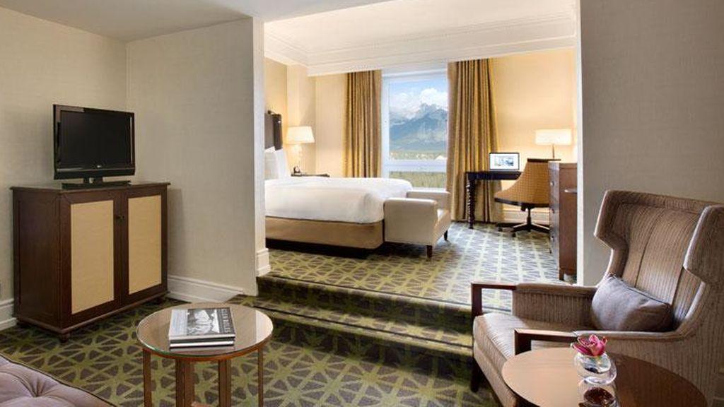 Hotel Banff suite