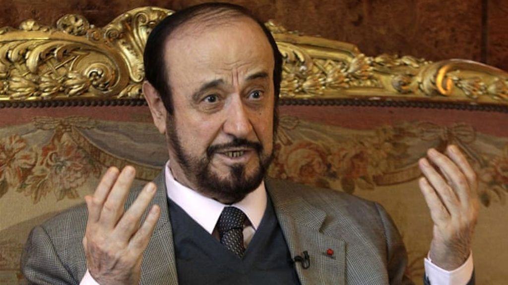 """Petición de banquillo para Rifaat al-Asad, exvicepresidente sirio, expoliador, extorsionador, y """"dueño"""" de Puerto Banús"""